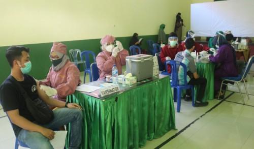 1.150 Vaksin Diberikan kepada Masyarakat Purworejo