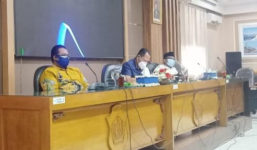 RDP Bareng Eksekutif, Ini Rekomendasi Komisi D DPRD Lamongan Terkait PPKM Darurat