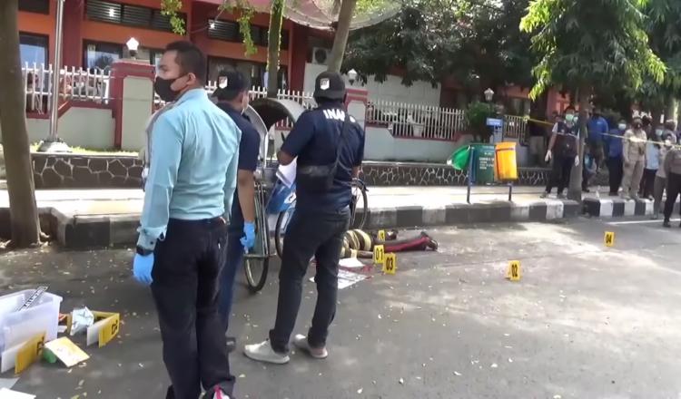 Pelaku Pembacokan Tukang Becak di Trenggalek Resmi Ditetapkan Tersangka