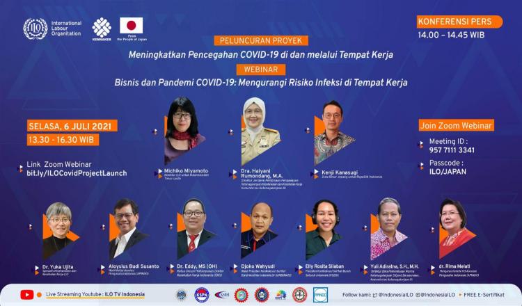Indonesia dan Jepang Jalin Kerjasama Tingkatkan Pencegahan Covid-19