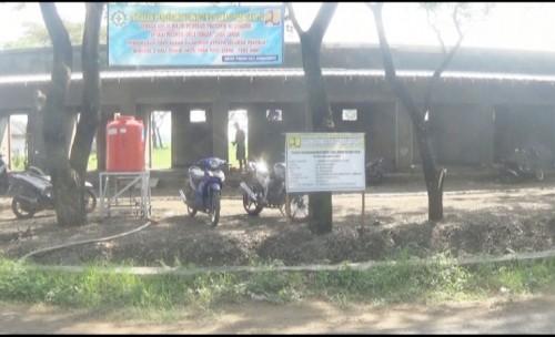 Progres Pembangunan PISEW Pasar Desa Carangrejo Kesamben Jombang Capai 60 Persen