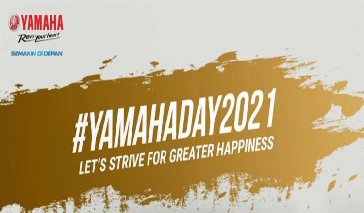 Semarak Yamaha Day ke-66, Yamaha Jatim Bagi-bagi Hadiah
