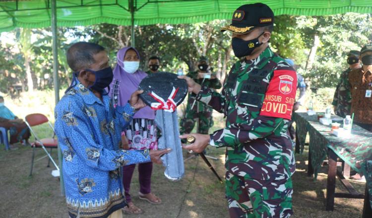 Renovasi RTLH Sebagai Bentuk Kepedulian TNI kepada Warga Miskin di Purworejo