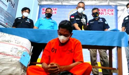 Pengedar Narkoba Asal Riau yang Tertangkap di Tuban Terancam Hukuman Mati