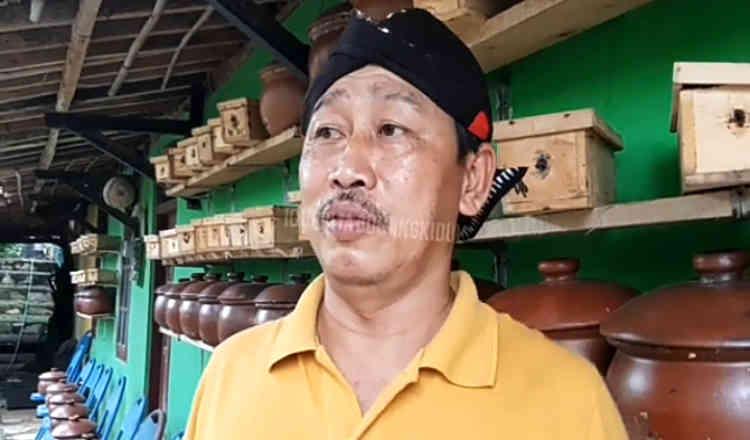 Jadi Jutawan dari Budidaya Madu Klanceng