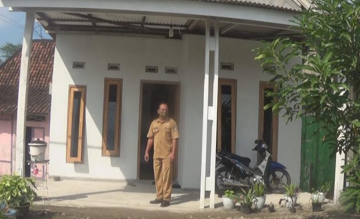 Puluhan Rumah di Desa Bakalanrayung Jombang dapat Bantuan Renovasi
