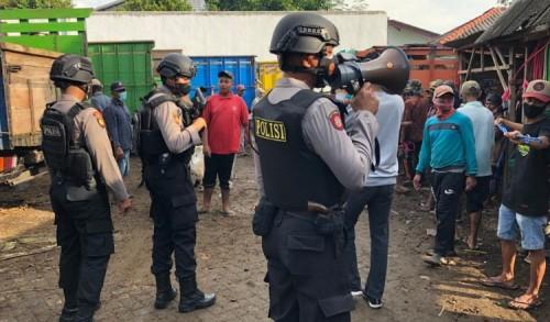 Waduh! Puluhan Polisi di Probolinggo Terpapar Covid-19