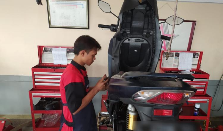 Yamaha Jatim Bagikan Tips Merawat Motor Saat PPKM Darurat
