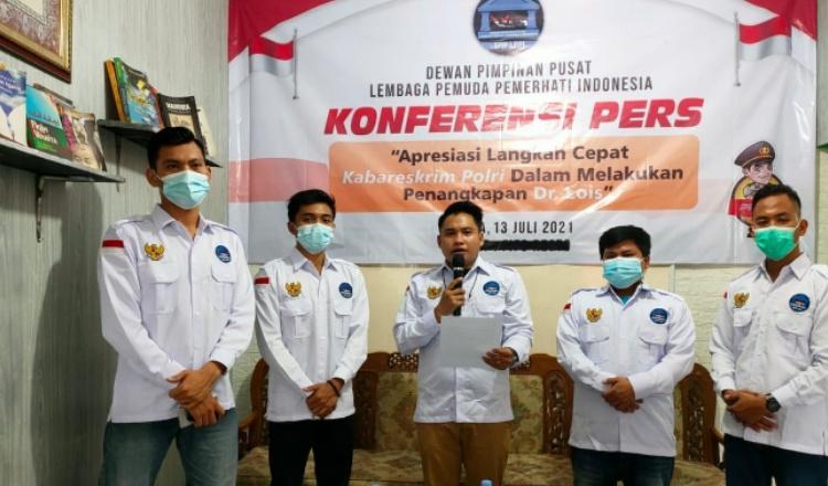 DPP LPPI Dukung Bareskrim Tindak Tegas Penyebar Hoaks Covid-19