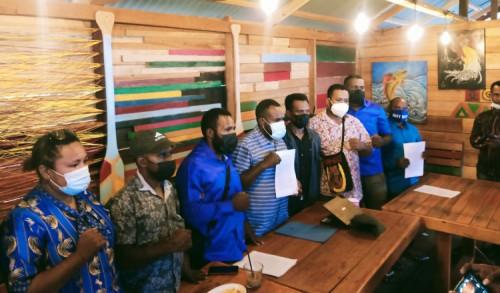 Kader Militan Demokrat Papua Sikapi Calon Penganti Wagub