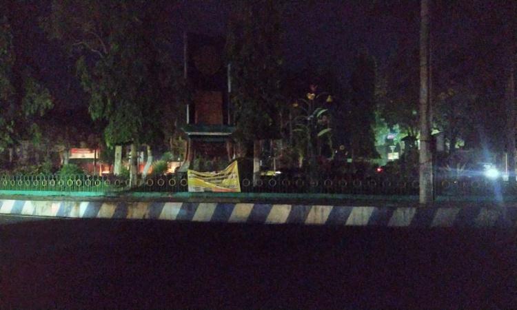 Selama PPKM Darurat, Pemkab Bondowoso Matikan Lampu PJU