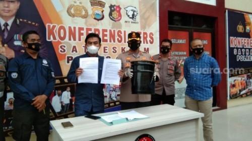 Polres Gowa Panggil Anggota Satpol Pemukul Wanita Hamil, Status Sebagai Saksi