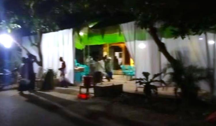 PPKM Darurat, Polisi Bubarkan Hajatan yang Digelar Sekdes Tuban