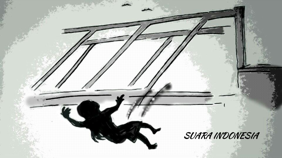 Remaja Putri di Jayapura Tewas Usai Kencing dari Atas Jembatan