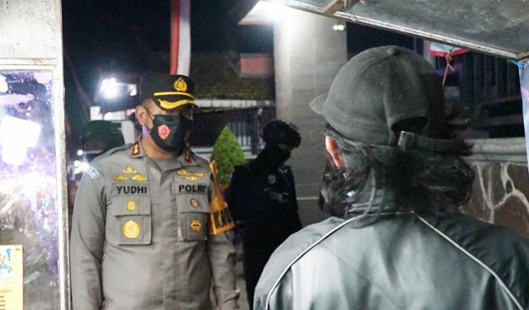 Jelang Idul Adha, Polres Blitar Kota Operasikan 9 Titik Penyekatan