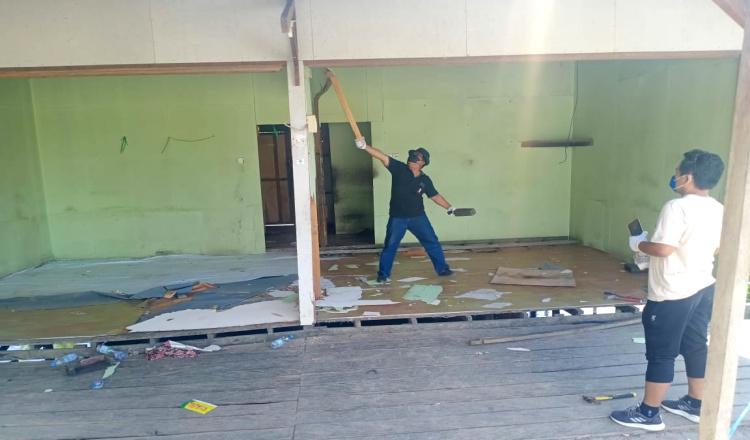 Rumah di Lahan Sengketa Dibongkar, Ahli Waris: Saya Tidak Menghalangi Ataupun Mengizinkan