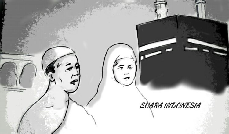 Ibadah Haji Makin Sepi, Dulu Diikuti Jutaan, Kini Hanya 60 Ribu Jemaah