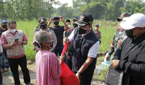 Bupati dan Wakil Bupati Ngawi akan Sumbangkan Seluruh Gajinya untuk Warga Terdampak Pandemi