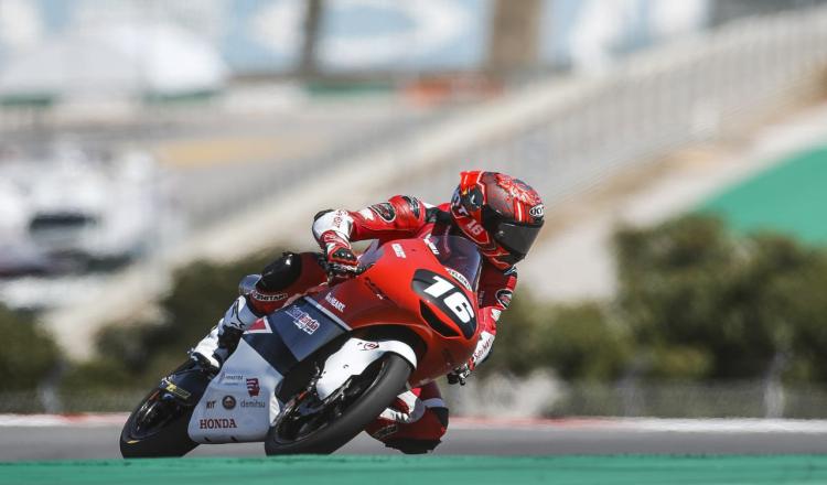 Pembalap Asal Magetan Siap Bersaing di CEV MotorLand Aragon