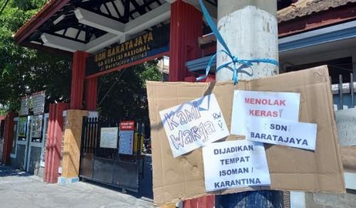 Keputusan Pemkot Surabaya Pilih Gedung Sekolah Jadi