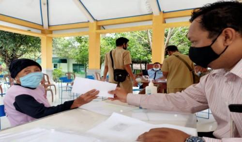 PPKM Darurat, 45 Ribu Warga Ngawi Terima Bansos PKH