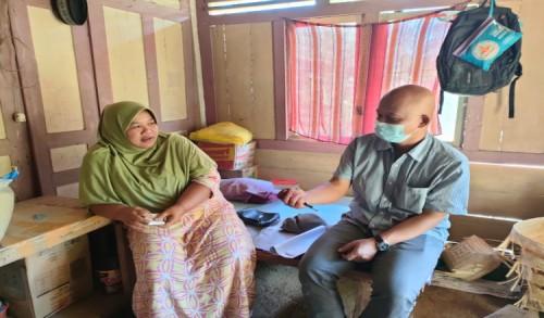 Komisi IV DPRD Kabupaten Purworejo Lakukan Sidak Terkait Bansos PKH