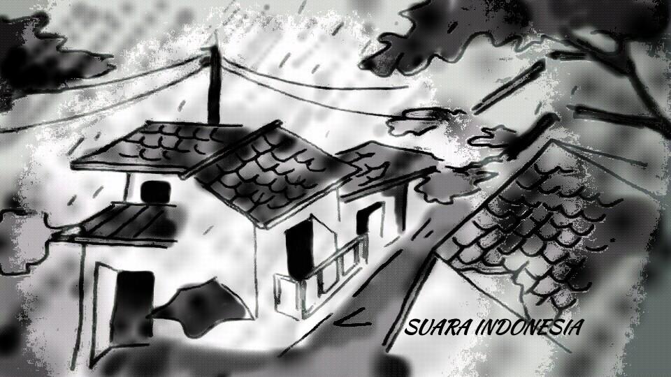 Ngeri ! Hujan Muson di India Tewaskan 125 Orang, 90 Ribu Warga Mengungsi