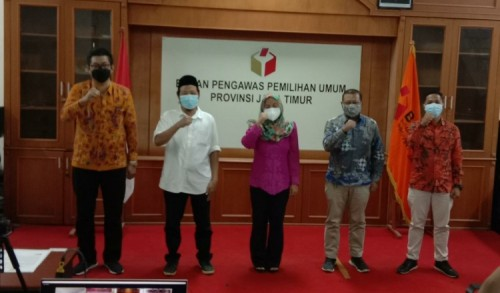 Mantan Napi Dilantik Jadi Komisioner Bawaslu Surabaya