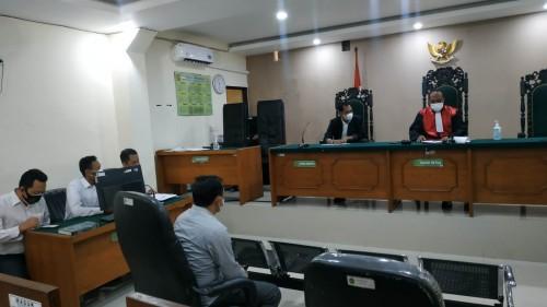 PN Banyuwangi Vonis Hukuman Tipiring Kades dan Anggota DPRD yang Gelar Hajatan Saat PPKM