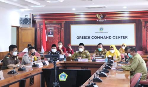 Bupati Gus Yani Minta Optimalkan Dana Desa untuk Tanggulangi Dampak Covid-19