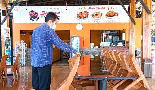 Dampak PPKM Darurat, Banyak Karyawan Restoran di Tuban Terpaksa Dirumahkan