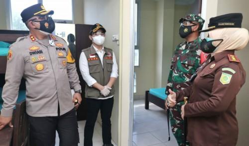 Gus Ipin Sediakan Isolasi Terpadu Guna Testing Sejak Dini Warga Trengggalek