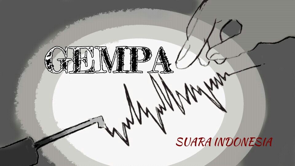 Gempa 5,2 SR Guncang Pacitan, Terasa hingga ke Jogja