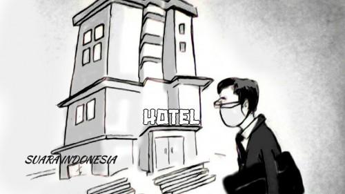 Difasilitasi Negara, Anggota Dewan Positif Covid-19 Isoman di Hotel Bintang 3