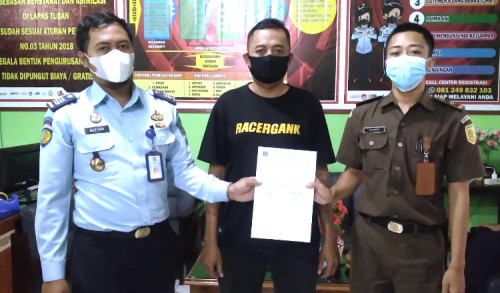 Pemilik Warkop yang Lawan Petugas Saat Operasi Prokes di Tuban Akhirnya Ditahan