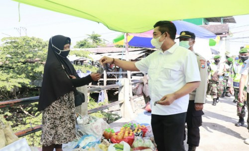 Putus Penyebaran Covid-19 di Jombang, Ini yang dilakukan petugas