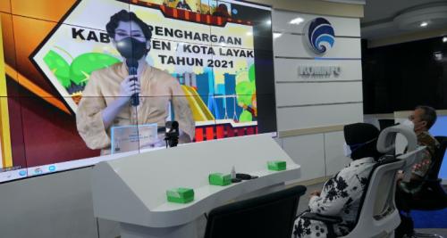 Pemkab Purworejo Raih Penghargaan KLA Nasional 2021