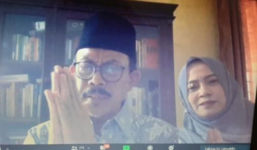 Jadi Rektor Baru UIN Malang, Begini Sambutan Prof Zainuddin