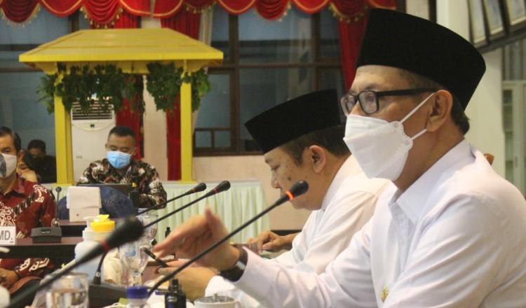 Wabup Jember Sayangkan Tokoh Agama yang Gelar Hajatan di Tengah Pandemi