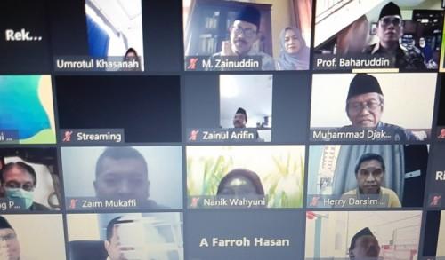 Berganti Nahkoda, Begini Harapan Mantan Rektor UIN Maliki Malang