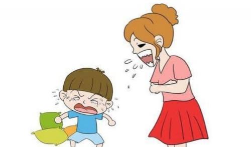 Hati-hati, Bentak dan Marahi Anak Bisa Ganggu Psikis dan Langgar UU Perlindungan Anak