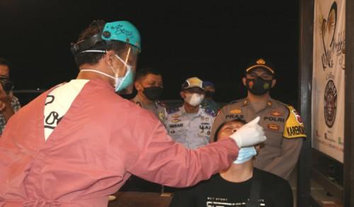 Patroli Gabungan PPKM Level IV, Polres Kutim Ungkap Hasil Mengejutkan