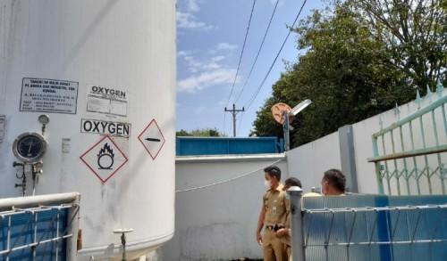Bupati Kendal Akan Pastikan Stok Oksigen di RSUD Soewondo Kendal Aman