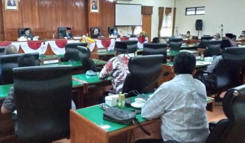DPRD Trenggalek Godok Rencana Pengajuan Pinjaman Daerah