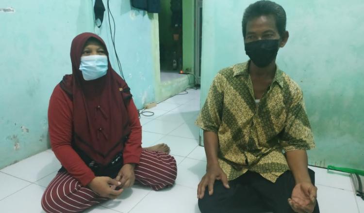 Kasihan, Tukang Becak di Surabaya Ini tak Pernah Terima Bansos Sejak Era SBY