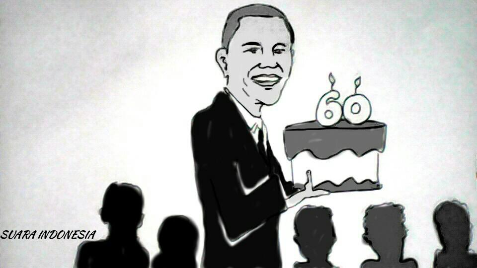 Heboh ! Obama Undang 500 Orang Hadiri Pesta Ultahnya saat Pandemi
