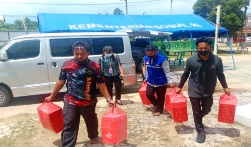 Bantuan Terus Mengalir untuk Dapur Rakyat di Kutai Timur