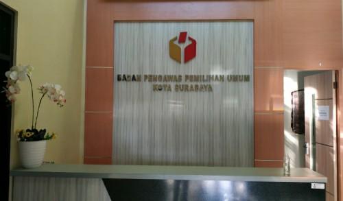 Pasca Pilwali, Struktur Bawaslu Surabaya Berpotensi Dirotasi
