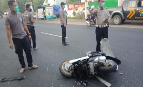 Tabrak Truk, Mahasiswa Asal Malang Tewas di Jombang