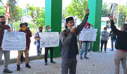 Mahasiswa Mengaku Diteror Jelang Unjuk Rasa di IAINU Tuban